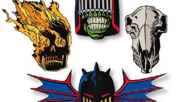 Yesterdays.co Dark Judges Pins (Badges)
