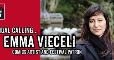 LICAF 2017 Banner - Emma Vieceli