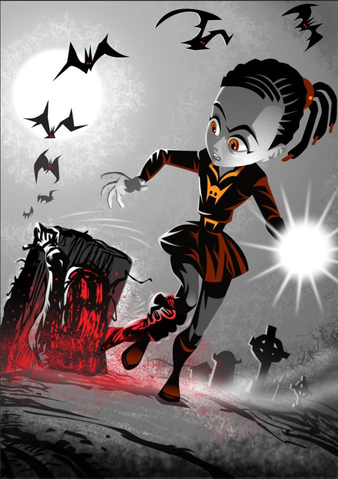 Spook Squad - Leena
