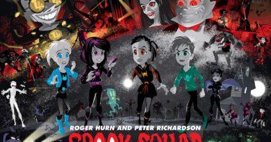 Spook Squad © Roger Hurn & Peter Richardson