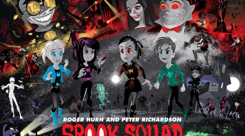 Spook Squad © Roger Hurn & Peter Richardson