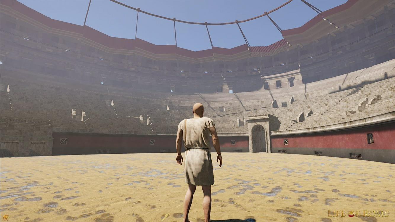 Life of Rome - Colosseum