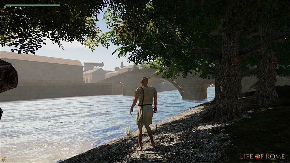 Life of Rome - The Tiber