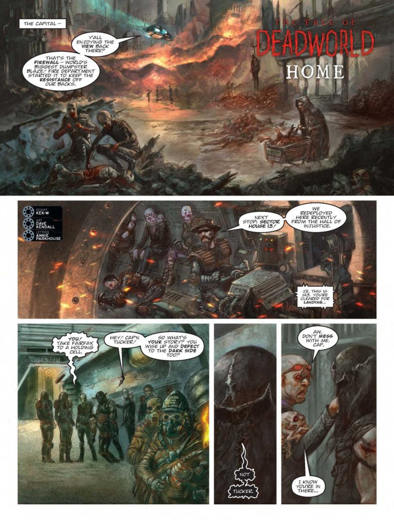 2000AD Prog 2050 - The Fall of Deadworld - Home (Part 1)