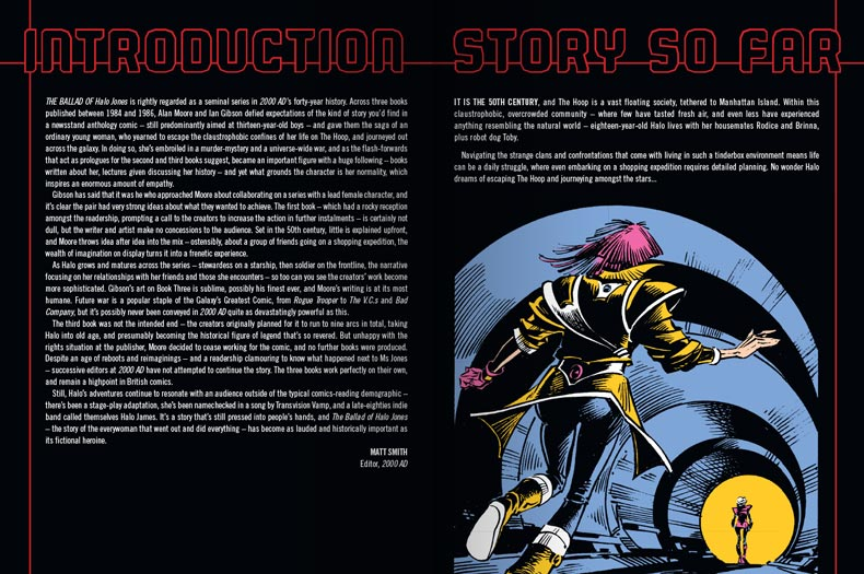 2000AD The Ultimate Collection Issue 2 - Sample 2