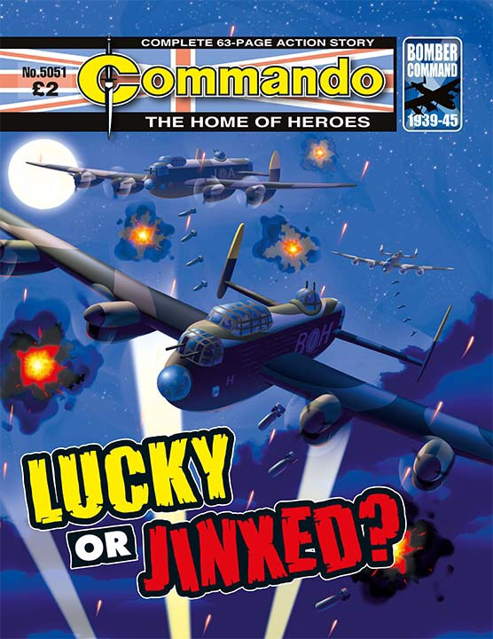 Commando 5051: Home of Heroes: Lucky or Jinxed