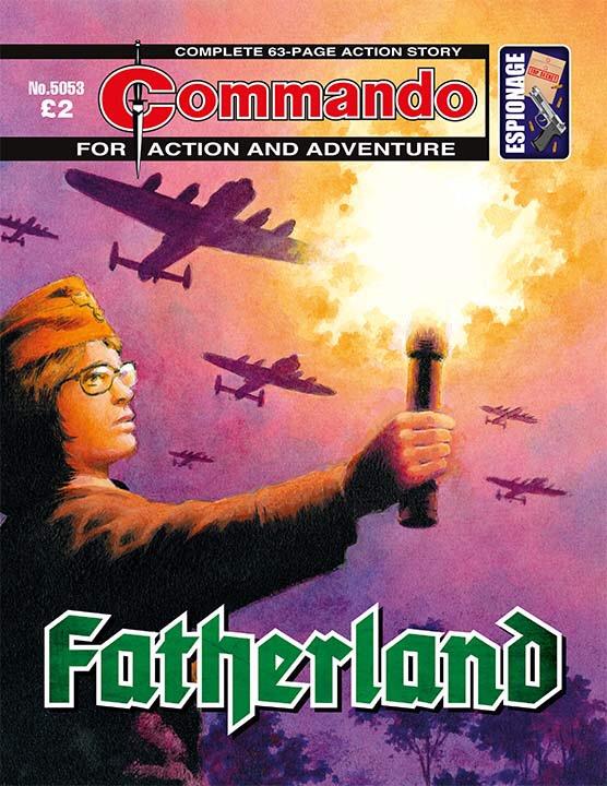 Commando 5053: Fatherland