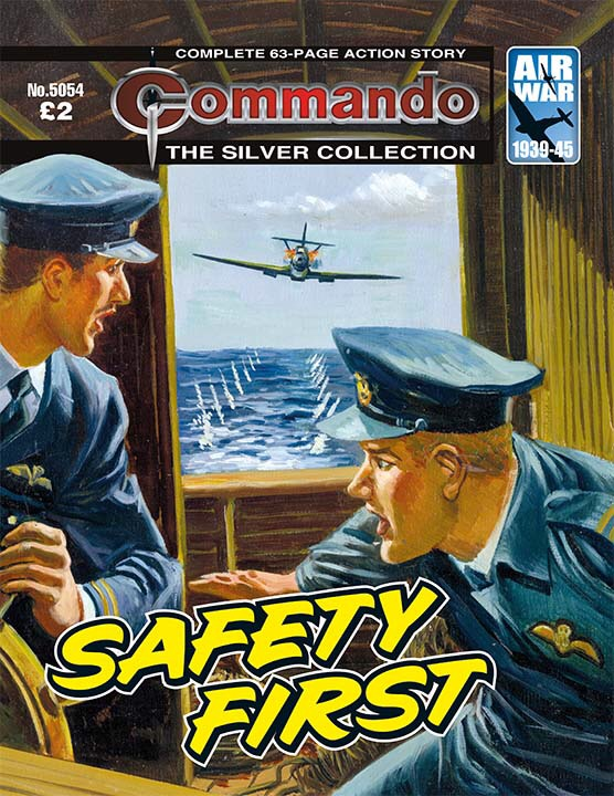 Commando 5054: Silver Collection: Safety First