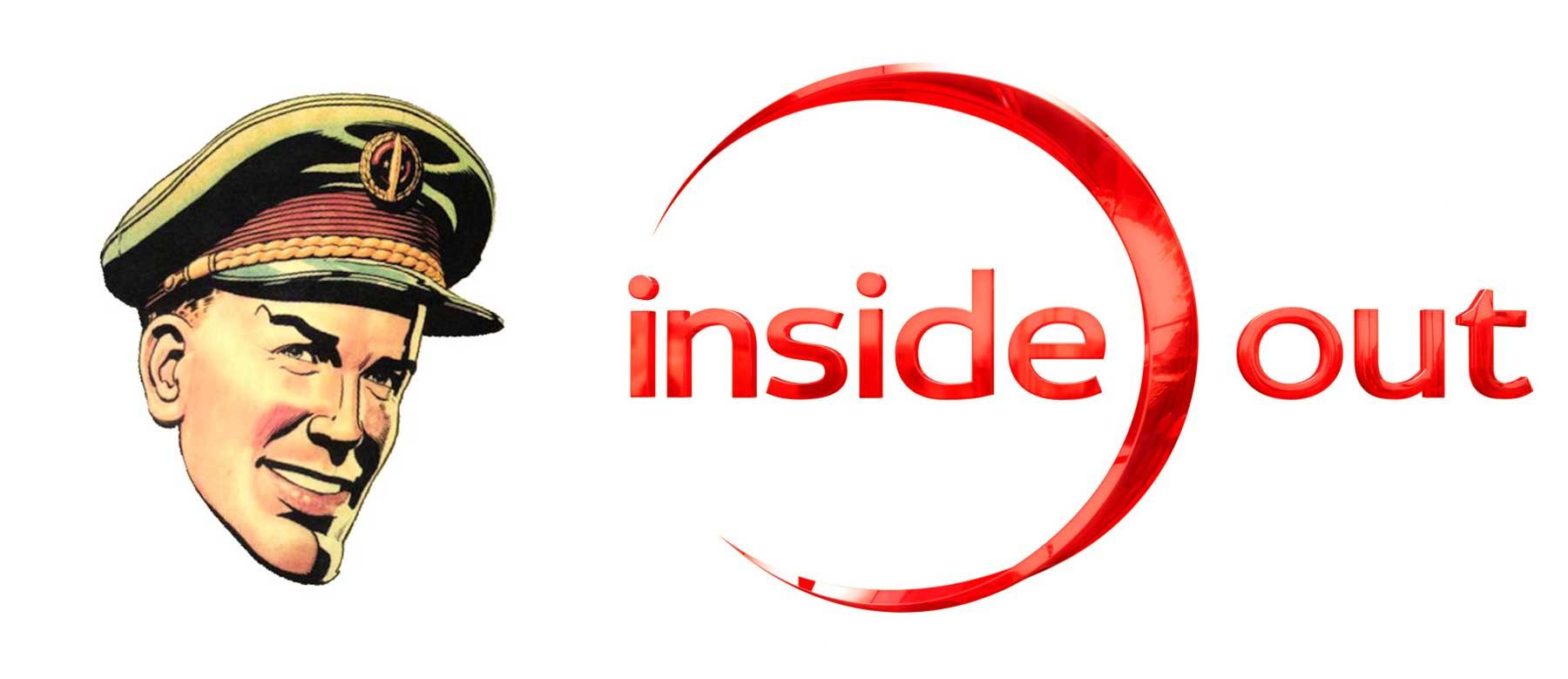 BBC Inside Out and Dan Dare