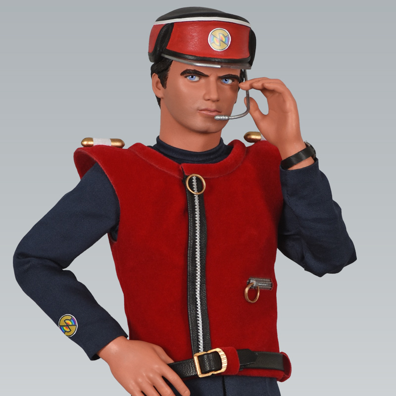 Big Chief Studios Captain Scarlet Figure