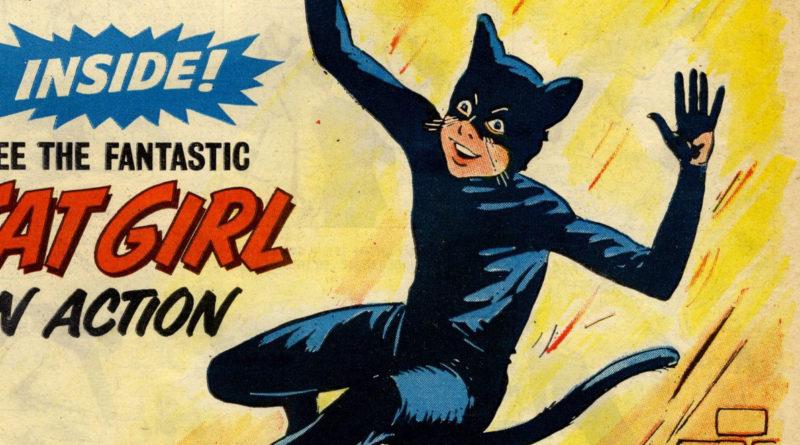 Sally - The Cat Girl SNIP