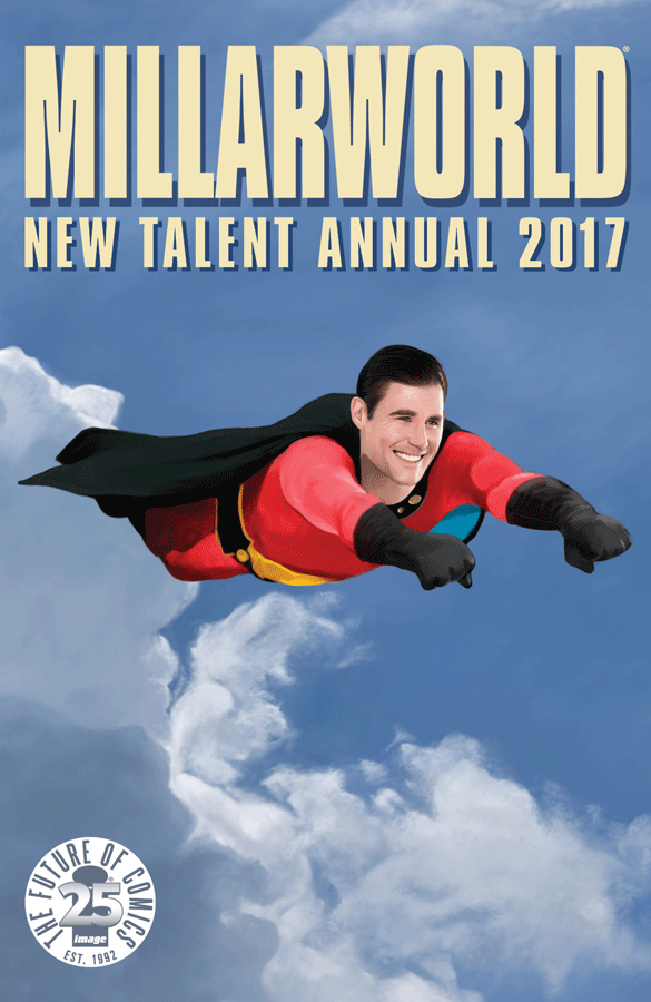Millarworld 2017 New Talent Annual