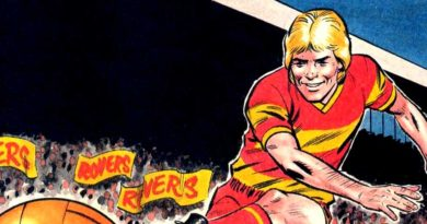 Roy of the Rovers - He shoots, he scores