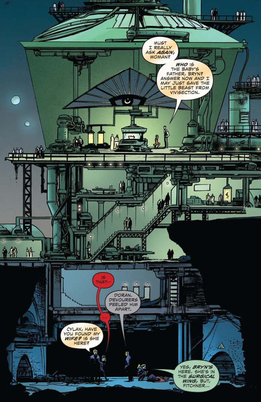 Red Rising - Son of Ares #5 - Page 1