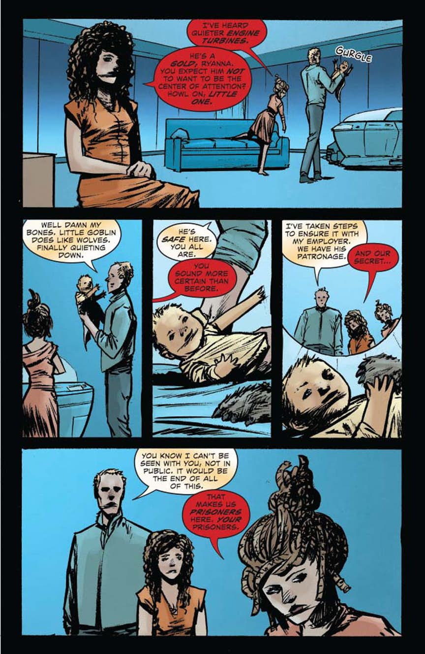 Red Rising - Son of Ares #5 - Page 5