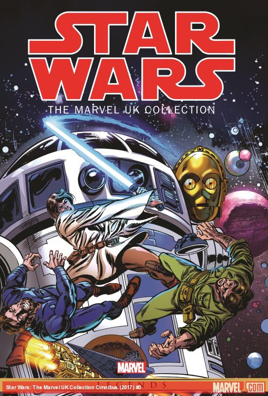 Star Wars: The Marvel UK Collection