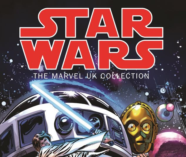 Star Wars: The Marvel UK Collection SNIP
