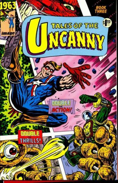 1963 - Tales of the Uncanny Cover