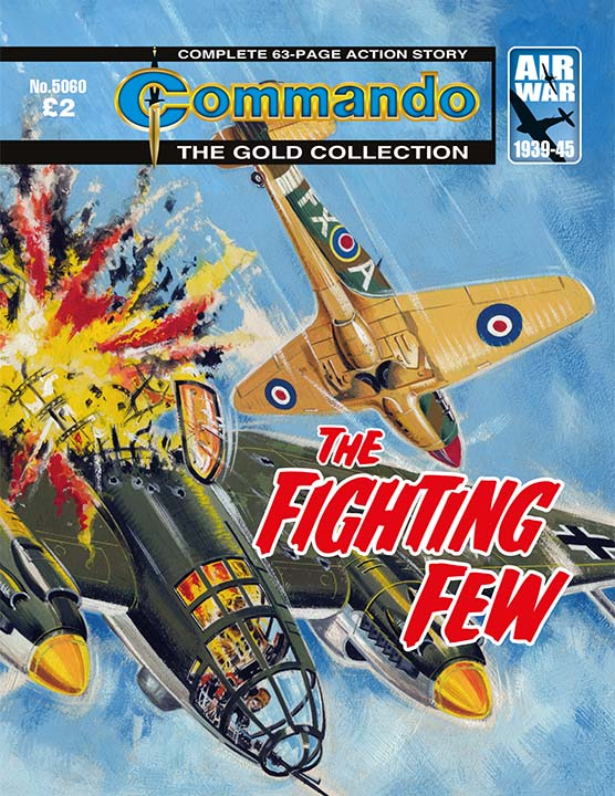 Commando 5060: Fighting Few