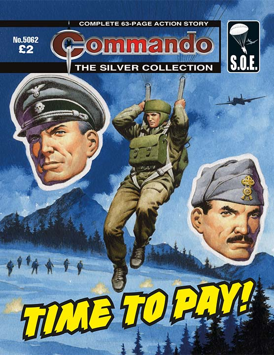 Commando 5062: Silver Collection - Time to Pay!