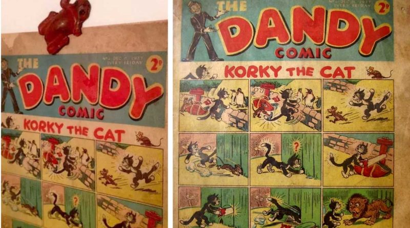 The Dandy Comic Number Two