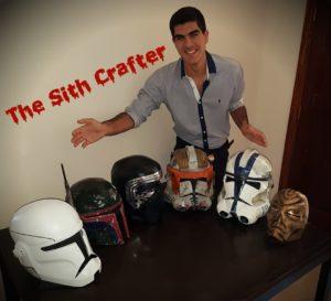 The Sith Crafter – Nicholas Vella Magri Demajo