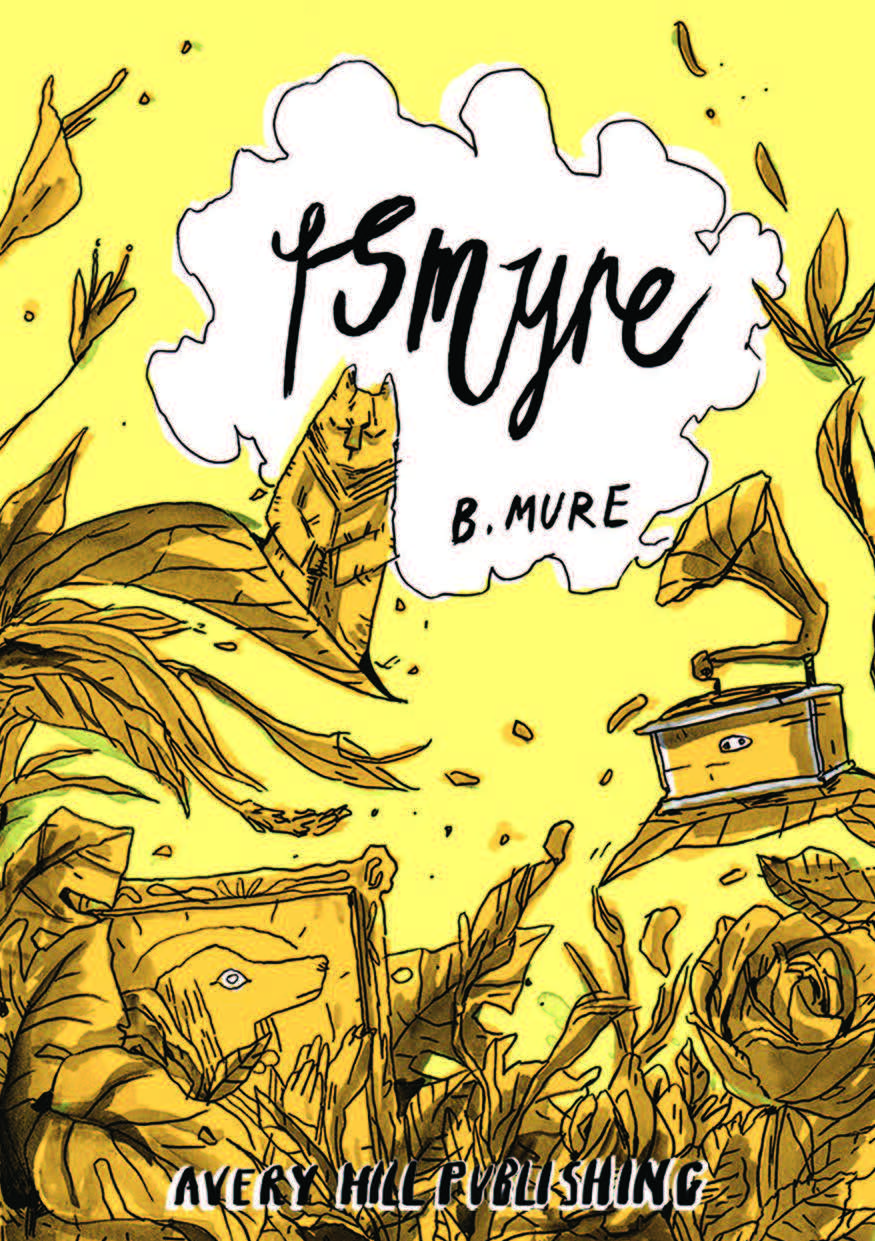 Ismyre by B. Murer - Cover