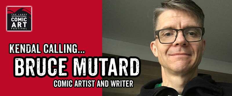 LICAF 2017 - Bruce Mutard
