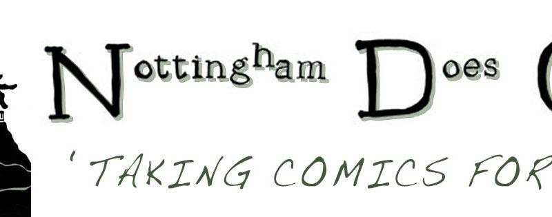 Nottingham Does Comics Logo
