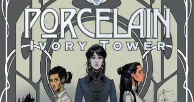 Porcelain - Ivory Tower - Cover SNIP