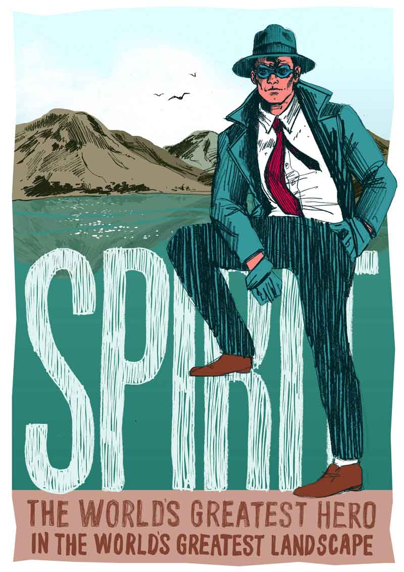 Spirit in the Lakes by Hazel P Mason