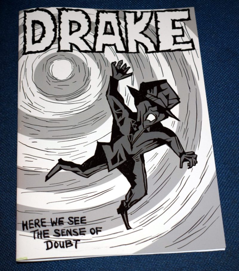 Drake - Here We See The Sense of Doubt by Ed Pinsent
