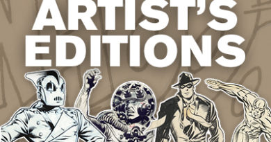 IDW Artist's Editions