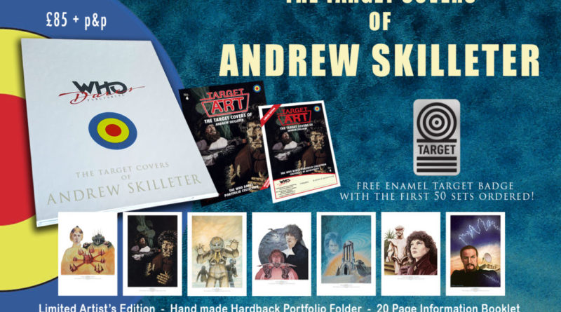 The Target Cover Art of Andrew Skilleter