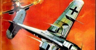 Commando 384: Flying Fury