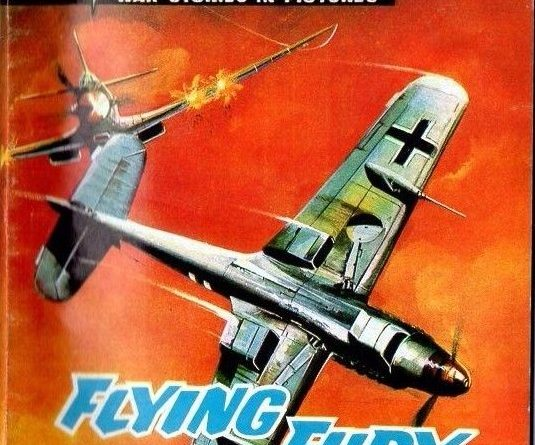Commando 384: Flying Fury