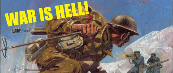 illustrators Special: British War Comics - SNIP