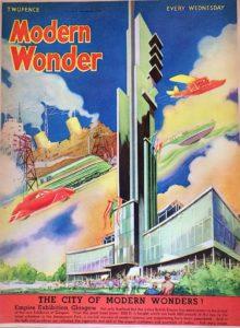 Modern Wonder - Art Sample