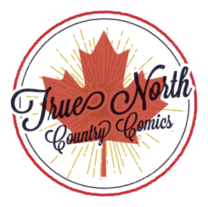 True North Country Comics Logo