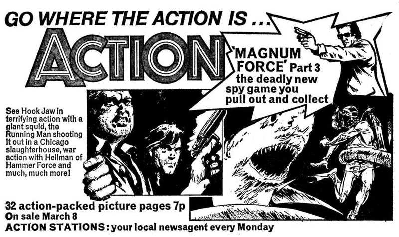 Action - House Ad 5