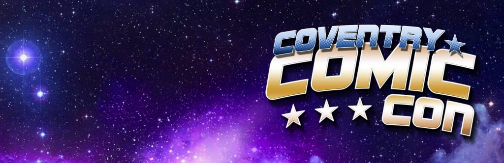 Coventry Comic Con Logo