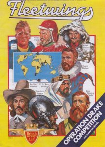 The cover of the Spring 1980 issue of Fleetwings