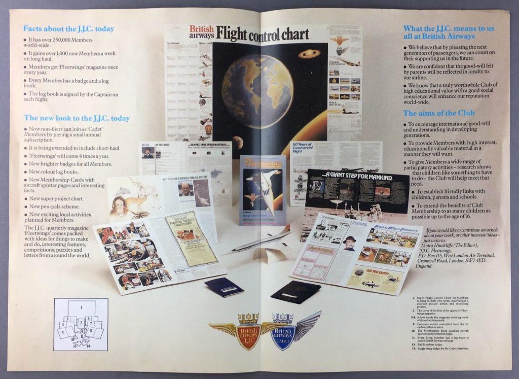 Junior Jet Club 1979 Briefing Pack