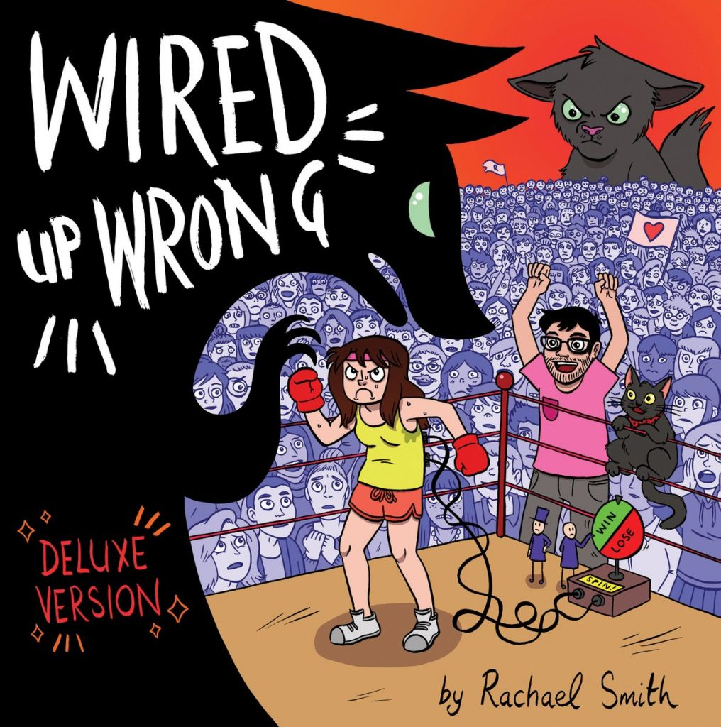 Wired Up Wrong by Rachael Smith