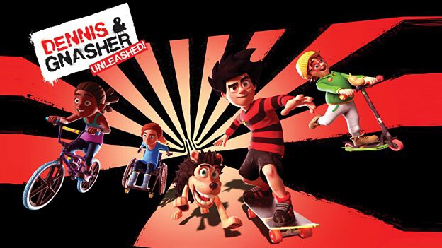 Dennis & Gnasher: Unleashed!