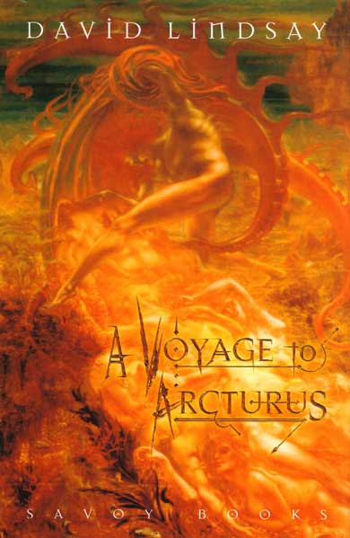 In 2002, after this interview was frist published, Savoy Books published an edition of A Voyage to Arcturus introduced by Alan Moore. A limited number of copies are still available