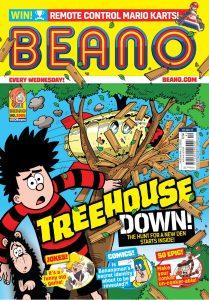 Beano 3905 - Cover