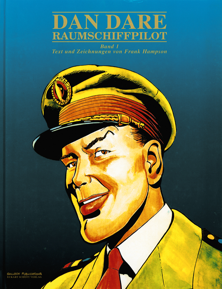 Dan Dare - Raumschiffpilot Volume One