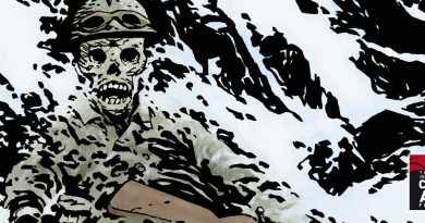 Traces of the Great War - Without a Trace by Robbie Morrison & Charlie Adlard SNIP