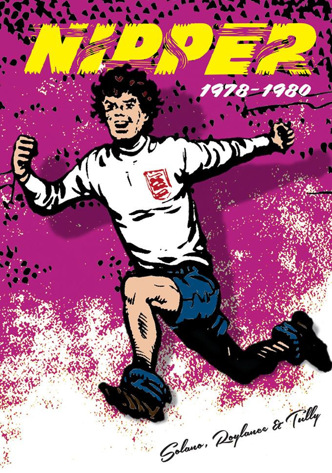 Nipper Volume Five 1978 - 1980 - Cover